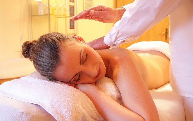 il massaggio viso